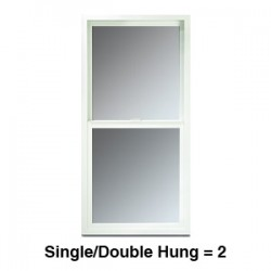 Single-Double-Hung